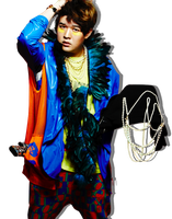 ShinDong (Mr Simple) (PNG) by capsvini