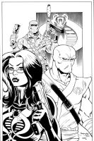 GI Joe 2 inks by madman1