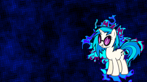 Vinyl Scratch Wallpaper pack by Game-BeatX14