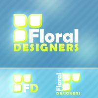 Floral Designers Logo by BlakeCeeno