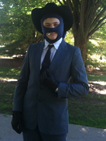 TF2 Blue Spy by Undead-Autumn