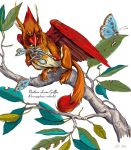 Cardinal Griffin by bluefooted
