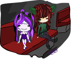 Contest Entry: the Dark Wood Circus by Tori-Kitsunechan
