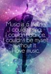 I love Music by EllieJoy