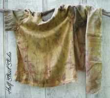 EcoPrint Rusted Willow Palette by halfstreetstudio
