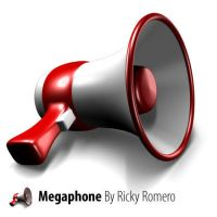 Megaphone by yonis