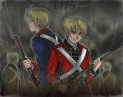 1776 by TechnoRanma