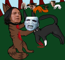 tigersnape's death by mothes