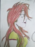 Girl In Profile by SnatchMind