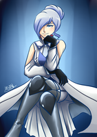 Winter Schnee by ARSONicARTZ