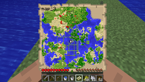 My Minecraft Map by lordmep