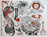 red and black flash sheet3 by creaturetown