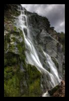 Powerscourt Waterfall by SneachtaPix