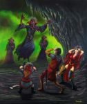 Mind Flayers by Neothera