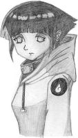 Hinata - Lonely by SonicFreakArtist