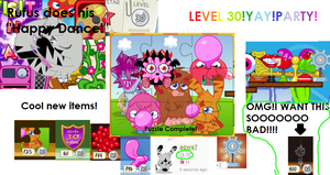 Moshi Monster Level 30 by Aqws7