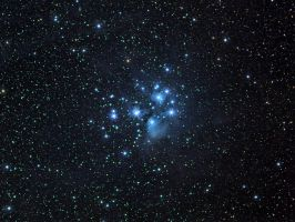Seven Sisters Widefield by DoomWillFindYou