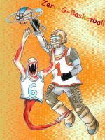 Dead Space Zero-G-Basketball by fox-xy