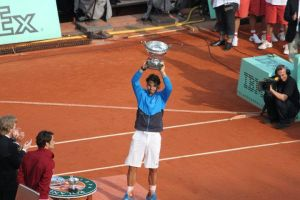 Rafa and Roland Garros 02 by Bruce-Pictures