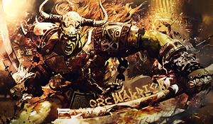 Orc Warrior by DomiNico20