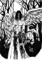 The Crow by carlinx