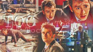 DOCTOR WHO The end of time by Anthony258