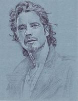 Chris Cornell by BloodyVoodoo