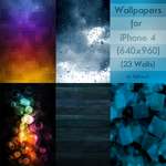 Wallpapers Pack by DjeTouch59