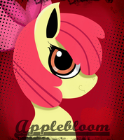 Applebloom by VendetaTJ