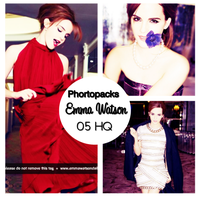 Photopacks-Emma Watson by BotitasDulceDeCruz