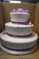 Wedding cake 152 by ninny85310