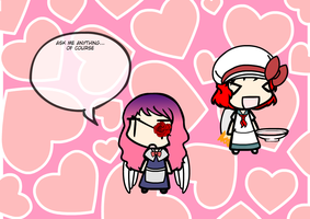 Ask Cupid Preview by BabyClassicSonic