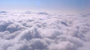 View from an Airplane by China-stock