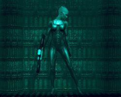 Borg Queen by Olivier050670