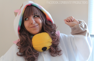 PuppyCat Kigurumi 3 by IdentityPolution
