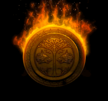 Iron Banner Logo [animated] by loler920a