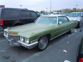 1971 Cadillac Coupe DeVille by Brooklyn47