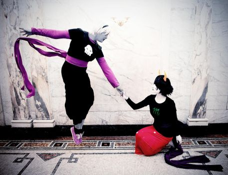 Mistakes We Made - Homestuck by Mostflogged