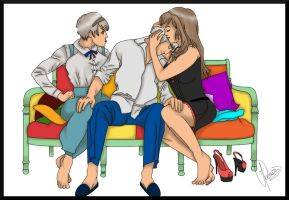 APH - Request AlanxHungary + Ukranie by Silbido