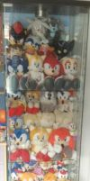 Sonic Plush Collection... Some Of Them! by MizukiiMoon