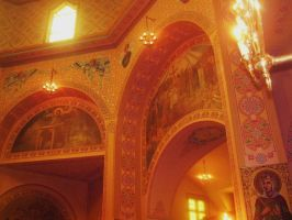 Holy Trinity Orthodox Cathedral 3 by Jamesbaack