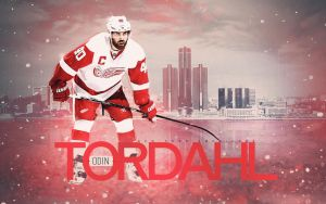 Odin Tordahl - VHL New York Americans by motzaburger