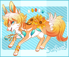 Sunflora Auction - Closed! by Sadbloom