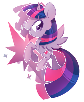 Cutie Twi by PegaSisters82