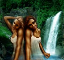 Ladies of the lake by Izilja