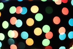 Bright bokeh by MoonchildLuiza