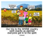WHINE Country by medek1