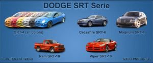 Dodge SRT Serie by daynite