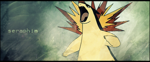 Typhlosion Sig by Phaededxx