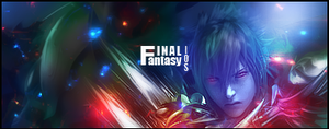 Final Fantasy Versus by ckmox
